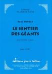 PARTITION LE SENTIER DES GÉANTS