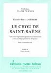 PARTITION LE CHOU DE SAINT-SAËNS
