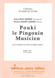 PARTITION POUKI LE PINGOUIN MUSICIEN