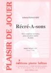 PARTITION RÉCRÉ-A-SONS