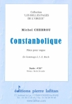 PARTITION CONSTANBOLIQUE (ORGUE)