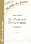 PARTITION LA RITOURNELLE DES HIRONDELLES (TROMPETTE)
