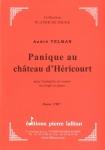 PARTITION PANIQUE AU CHÂTEAU D'HÉRICOURT