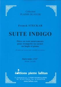 PARTITION SUITE INDIGO (TROMPETTE)