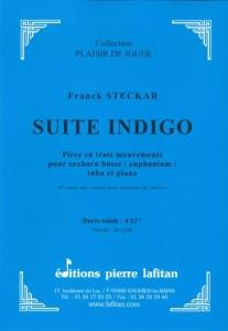 PARTITION SUITE INDIGO (SAXHORN BASSE)