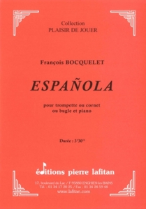 PARTITION ESPAÑOLA (TROMPETTE)