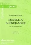 PARTITION ESCALE A BUENOS AIRES (COR)