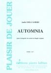 PARTITION AUTOMNIA (TROMPETTE)