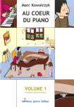 La méthode Au coeur du piano...  au coeur de l-événement