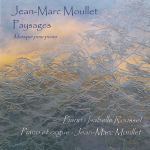 Un CD du pianiste et compositeur Jean-Marc Moullet